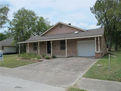 Terrell Single Family Home For Sale: 903 N Virginia Street