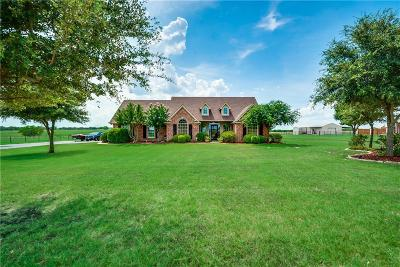 Godley Single Family Home Active Contingent: 8600 Cr 913