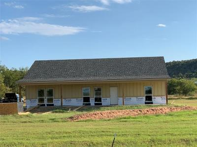Palo Pinto County Single Family Home For Sale: 211 Dairy Farm Road