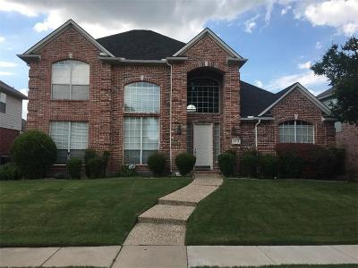 Plano Single Family Home For Sale: 3713 Lowrey Way