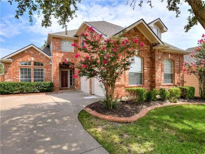 Keller Single Family Home Active Contingent: 629 Wyndham Circle