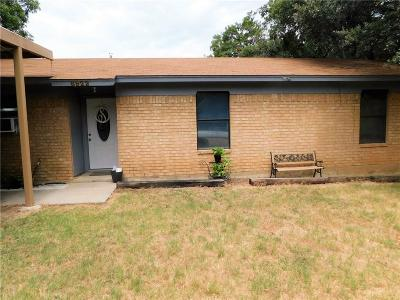 Brownwood Single Family Home For Sale: 6922 Dublin Drive