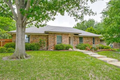 Coppell Single Family Home For Sale: 937 Tupelo Drive