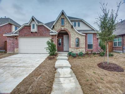 Royse City Single Family Home For Sale: 3034 Tributary Lane