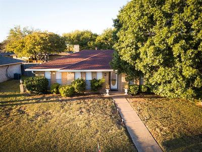 Lewisville Single Family Home For Sale: 1241 College Parkway