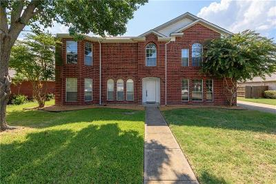 Wylie Single Family Home For Sale: 407 Washington Place