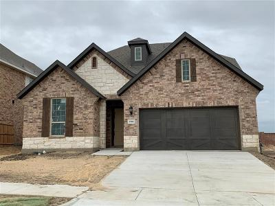 Mansfield Single Family Home For Sale: 1806 Graham Way