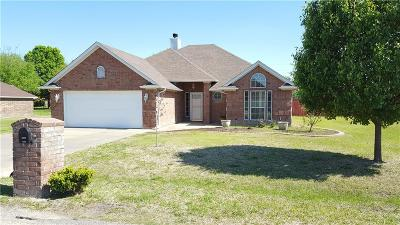 Granbury Single Family Home Active Option Contract: 1909 Lazy Court