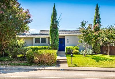 Dallas County Half Duplex For Sale: 10519 Boedeker Street