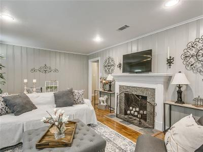 Fort Worth Single Family Home For Sale: 1329 Smilax Avenue