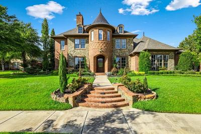 Colleyville Single Family Home For Sale: 1904 Grosvenor Lane