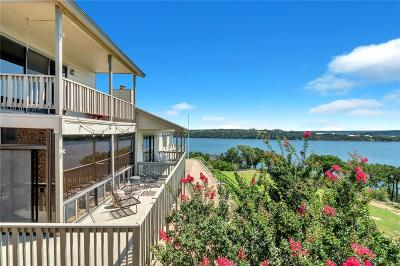 Possum Kingdom Lake Condo For Sale: 3002 Mockingbird Bend #4