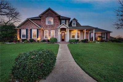 Grand Prairie Single Family Home Active Contingent: 2503 Croft Creek Circle