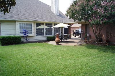 Keller Single Family Home Active Option Contract: 817 Cliffmoor Drive