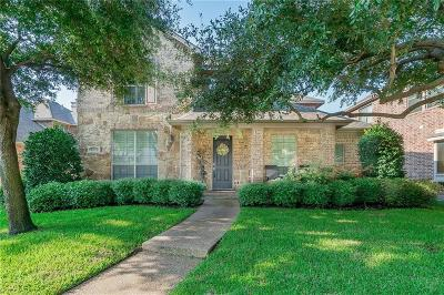 Allen Single Family Home For Sale: 1903 Marshall Drive