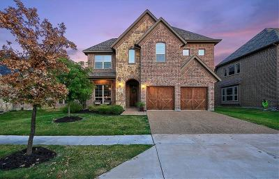 Celina Single Family Home Active Option Contract: 3702 Millstone Way