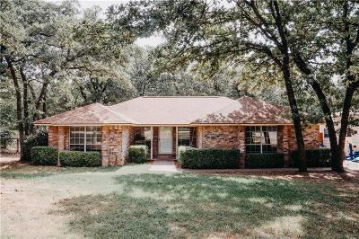 Azle Single Family Home For Sale: 13930 Briarwood Court