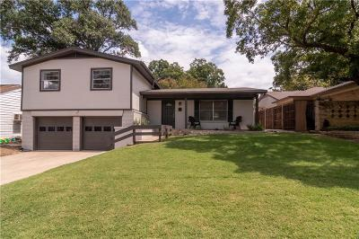 Irving Single Family Home Active Option Contract: 314 Countryside Drive