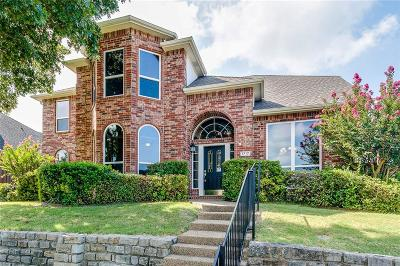 Rockwall Single Family Home Active Contingent: 1717 Lake Breeze Drive