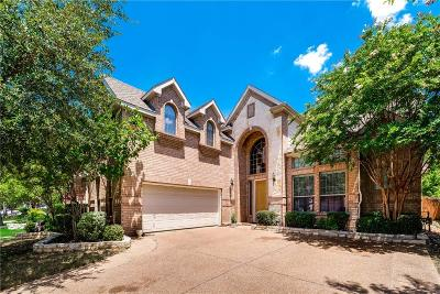 Euless Single Family Home For Sale: 2504 Brown Bear Way