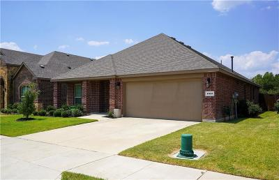 Denton County Single Family Home For Sale: 1912 Lake Wood Trail