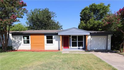 Mesquite Single Family Home Active Option Contract