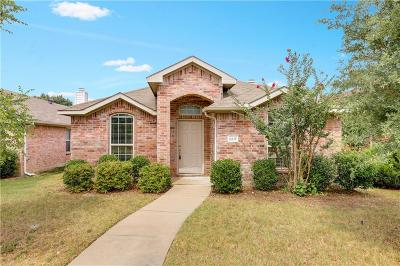 Mckinney Single Family Home For Sale: 2217 Canyon Point