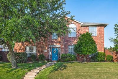 The Colony Single Family Home Active Option Contract: 5901 Legend Lane