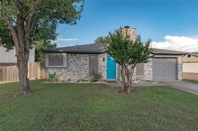 Keller Single Family Home For Sale: 2083 Rodeo Court