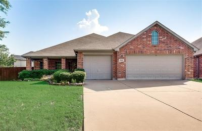 Mesquite Single Family Home For Sale: 2801 Siskin Drive