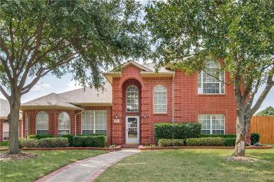Garland Single Family Home For Sale: 806 Yaupon Drive