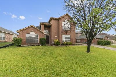 Sachse Single Family Home For Sale: 4416 Mallard Lane