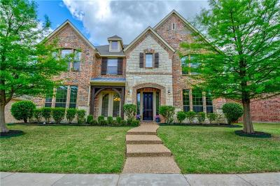 Allen Single Family Home For Sale: 1007 Hot Springs Drive