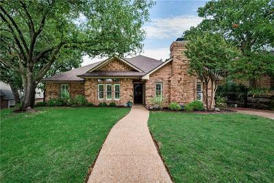 Hurst Single Family Home For Sale: 3132 Hurstview Drive