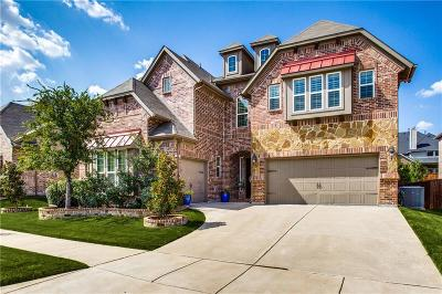 Frisco Single Family Home For Sale: 12886 Five Bar Drive
