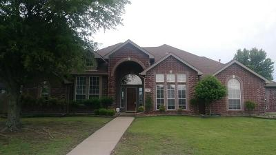 Rockwall Single Family Home For Sale: 522 Shannon Drive