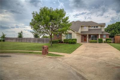 Rockwall Single Family Home For Sale: 112 Regal Bluff