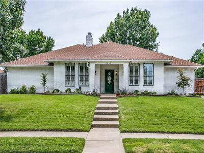 Bedford Single Family Home For Sale: 2809 Clearmeadow Street