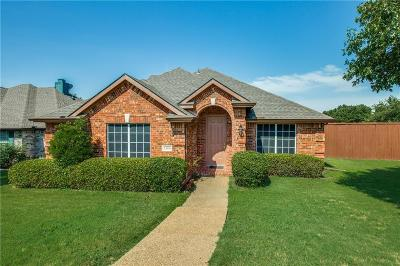 Rockwall Single Family Home For Sale: 1340 Crestway Drive