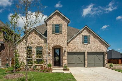 Mckinney Single Family Home For Sale: 6804 Frying Pan Drive