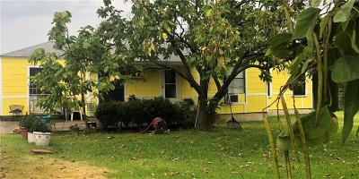 Johnson County Single Family Home For Sale: 7932 E County Road 405