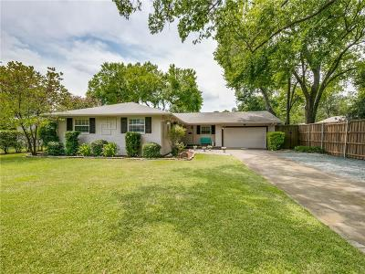 Single Family Home For Sale: 10129 Rockmoor Drive