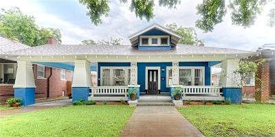 Fort Worth Single Family Home For Sale: 1916 5th Avenue