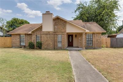 Cedar Hill Single Family Home For Sale: 467 McKinley Street