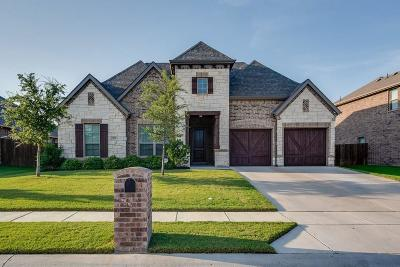 Waxahachie Single Family Home For Sale: 325 Tumbleweed Trail