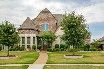 Prosper Single Family Home For Sale: 1260 Clipston Drive