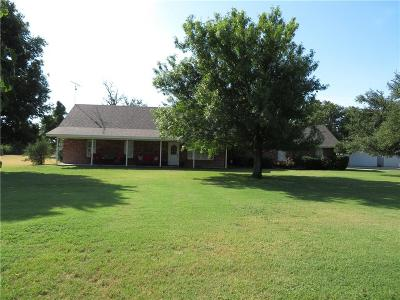 Montague County Farm & Ranch For Sale: 173 Tower Road