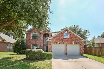 Flower Mound Single Family Home For Sale: 2921 Furlong Drive W