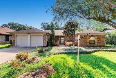 Euless Single Family Home For Sale: 1104 Timber Ridge Drive