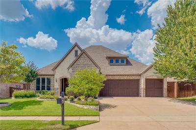 Frisco Single Family Home Active Option Contract: 6173 Choctaw Place